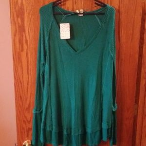 FREE PEOPLE HENLEY NWT